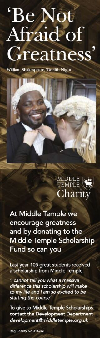 The Middle Temple Charity